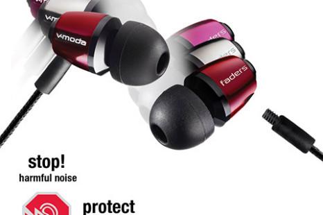 V-MODA announces new earplugs – the Faders VIP