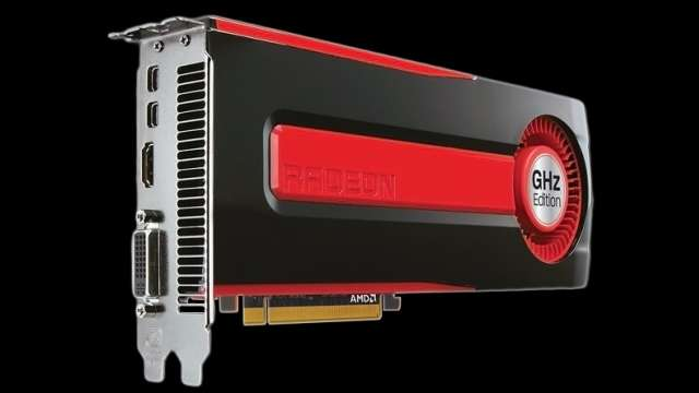 AMD Radeon HD 7970 GHz Edition