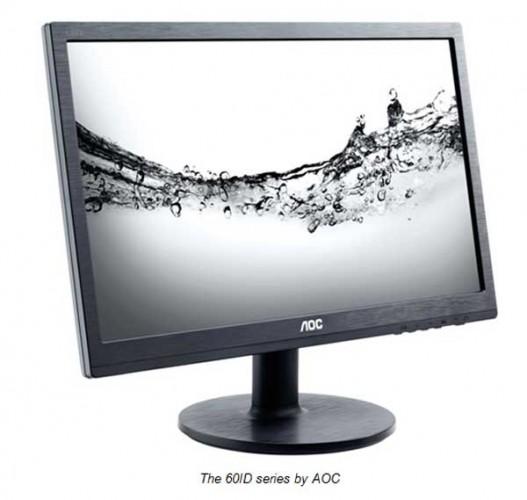 AOC 60ID series monitor