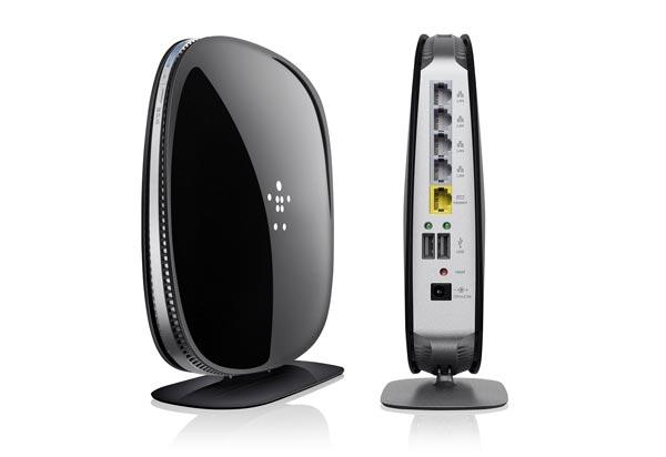 Belkin AC1000 DB Wi-Fi router