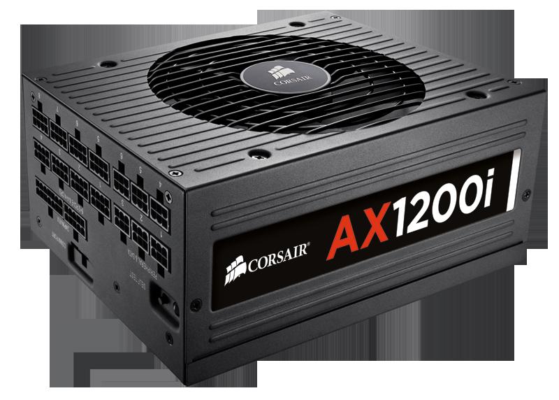 Corsair AX1200i PSU