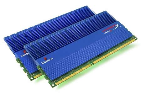 Kingston DDR3 memory