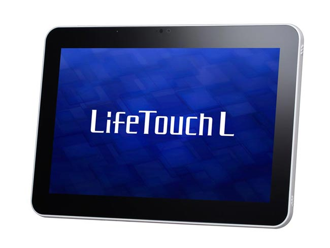 NEC LifeTouch L tablet
