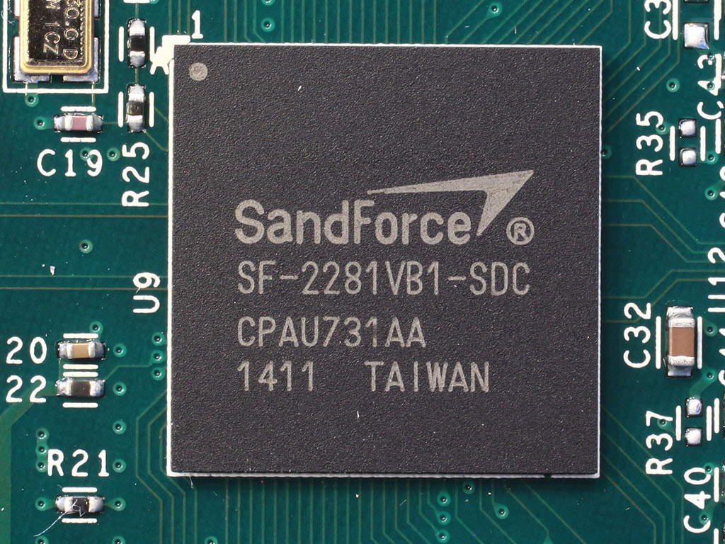 SandForce SF-2281 controller