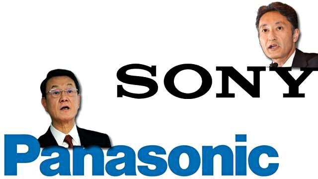 Sony and Panasonic OLED TV