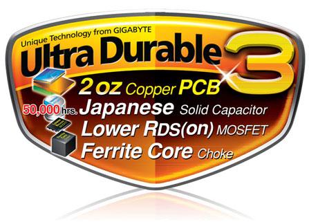 Ultra Durable Logo
