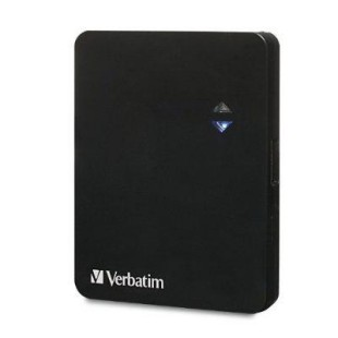 Verbatim announces portable charging stations for mobile devices