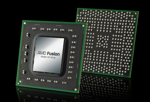 AMD Fusion chips