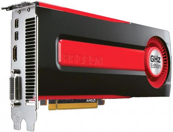 AMD Radeon GHz Edition
