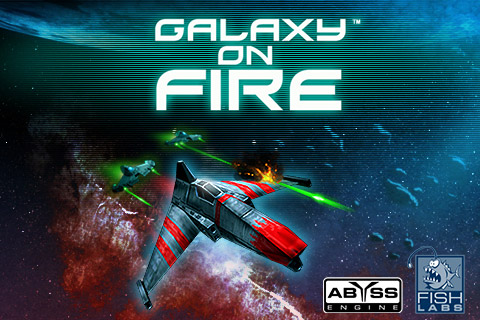 Galaxy On Fire Logo