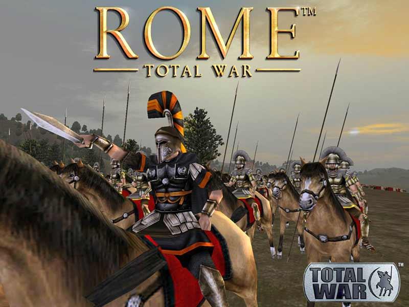 Rome Total War Logo