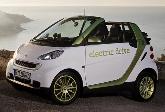 Smart-ForTwo-Electric-Car