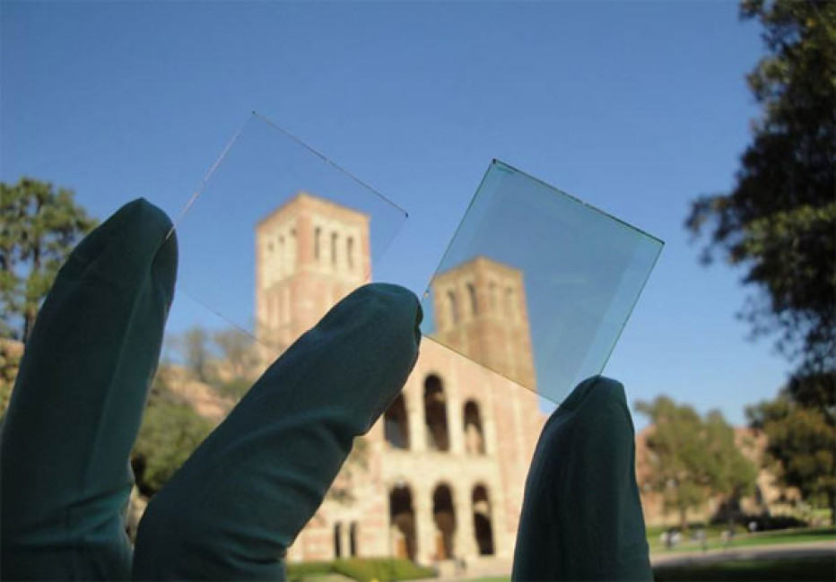 UCLA scientists create solar cells that can be used in regular windows