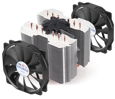 Zalman CNPS14X CPU cooler