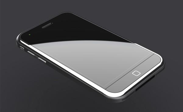 iPhone 5 smartphone