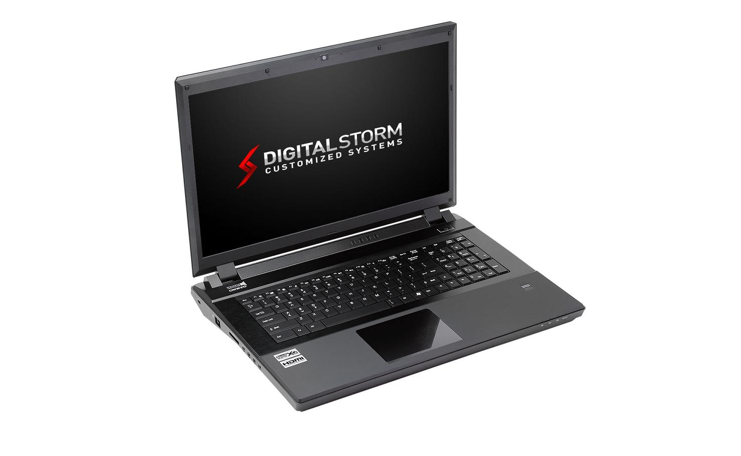 Digital Storm X17E gaming laptop