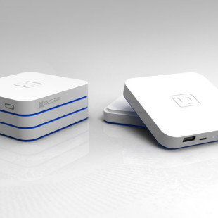 Exogear announces external battery with limitless capacity