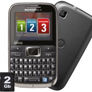 Motorola unveils first triple SIM card phone