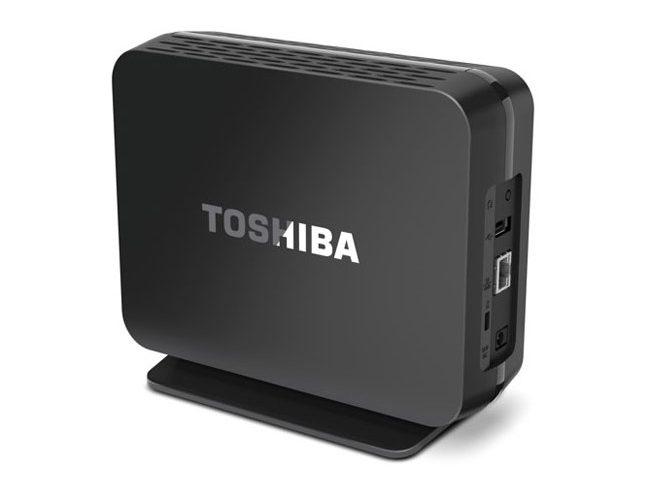 Toshiba Canvio Personal Cloud