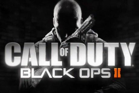 CoD Black Ops 2 Logo