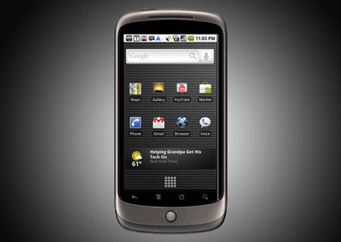 Google-Nexus-smartphone