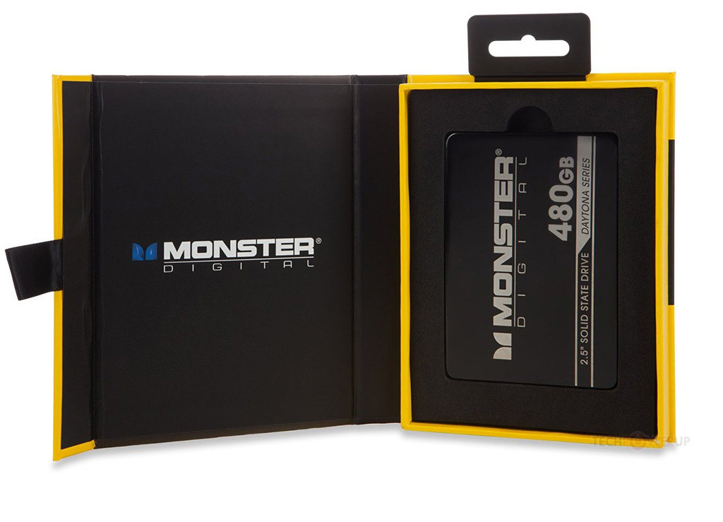 Monster Digital Daytona Series