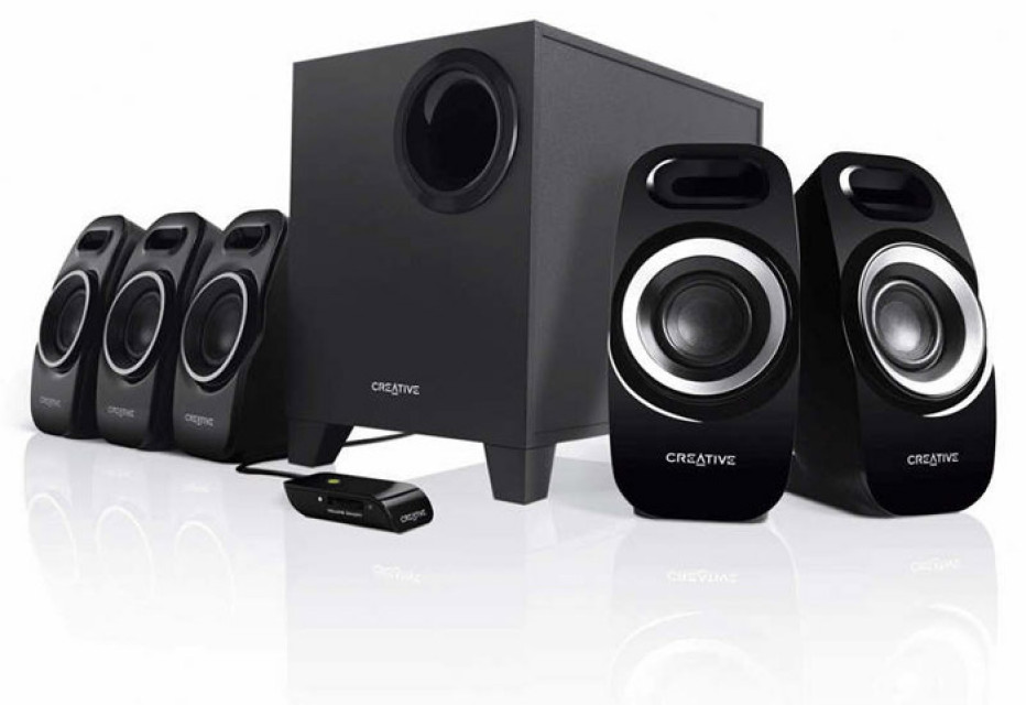 Creative unveils Inspire T3300 and T6300 desktop speakers