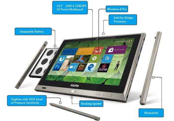 Kupa-UltraNote-tablet