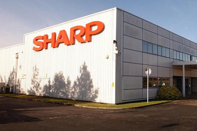 Sharp-Building