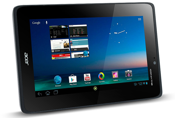 Acer Iconia A110 tablet
