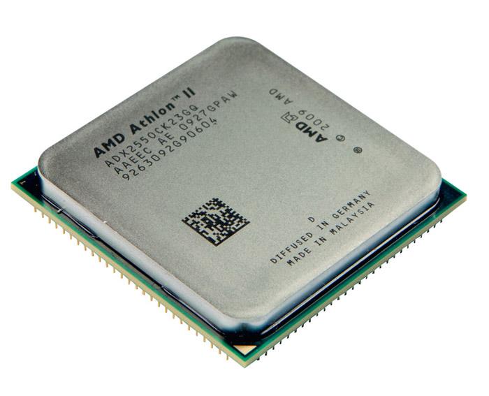 AMD-Athlon-II-X2-chip