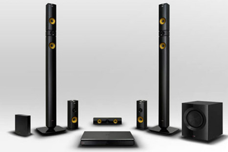 LG announces 9.1-channel stereo speaker system