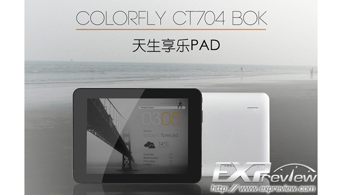 Colorful-Colorfly-CT704-BOK