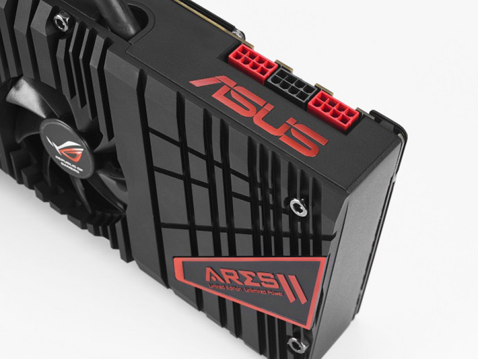 ASUS works on ARES III graphics card