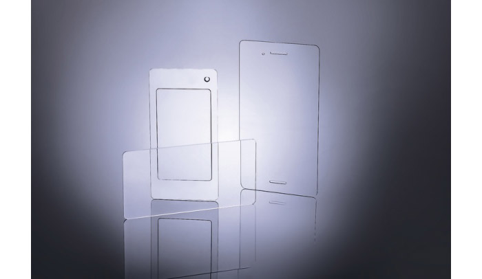 Glass-Smartphone
