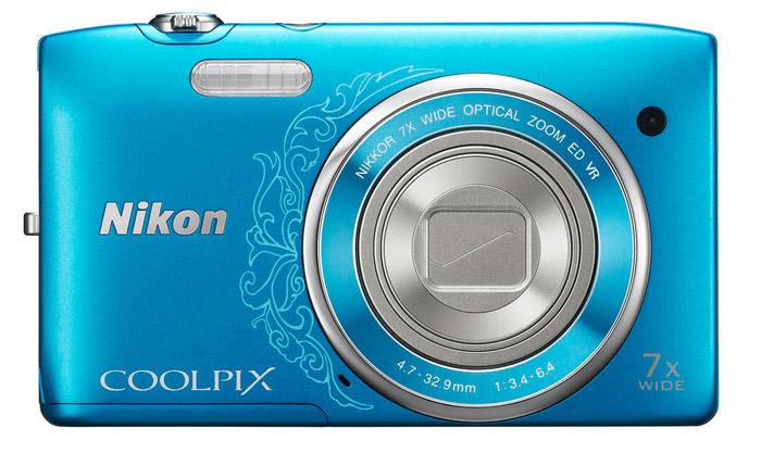 Nikon-S3500