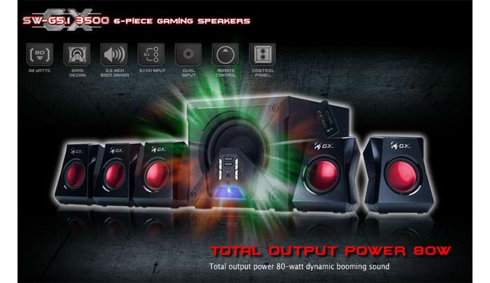 Genius-speaker-system
