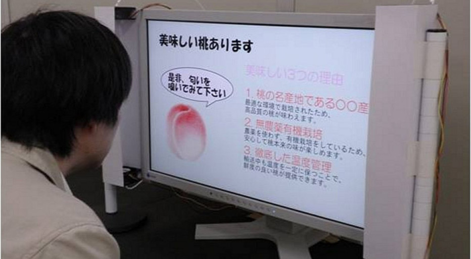Japanese scientists create TV set that emits smell