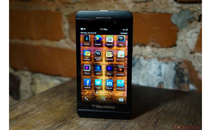 Blackberry-A101