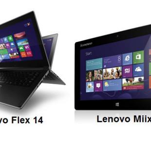 Lenovo debuts Flex 14 ultrabook