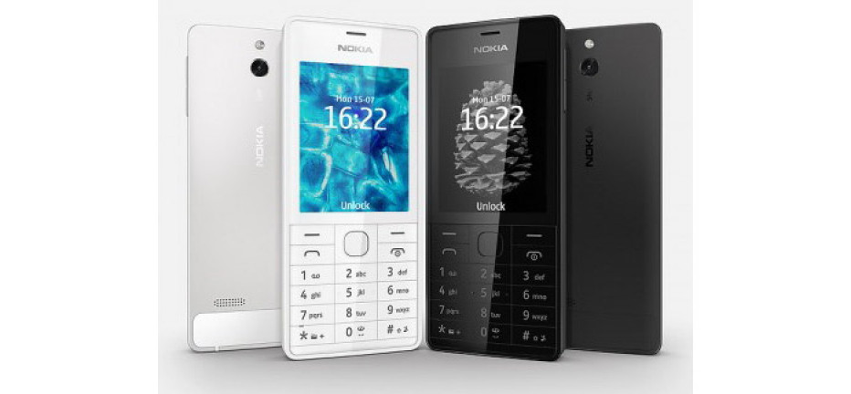 Nokia presents classic mobile phone