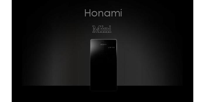 Sony-Honami-Mini