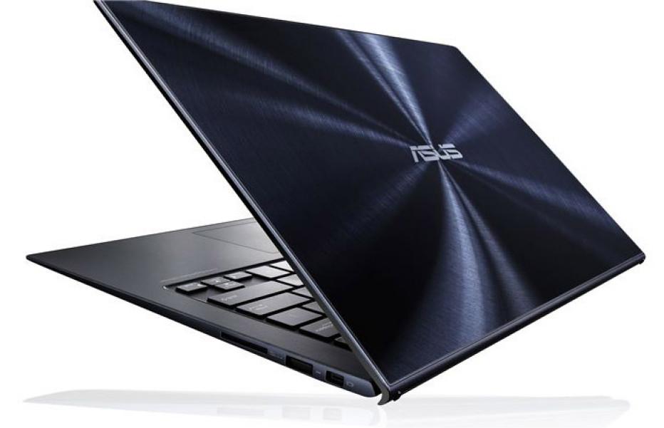 ASUS unveils Zenbook UX301 sensor ultrabook