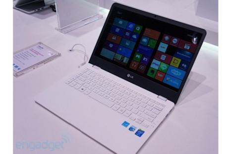 LG presents Z935 ultrabook