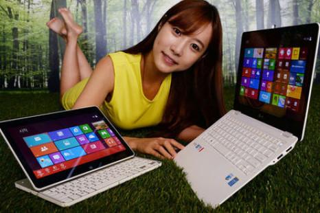 LG debuts two new ultrabooks