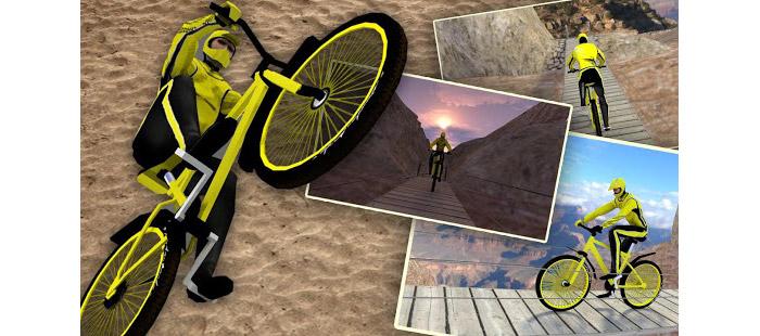 Mountain-Bike-Simulator