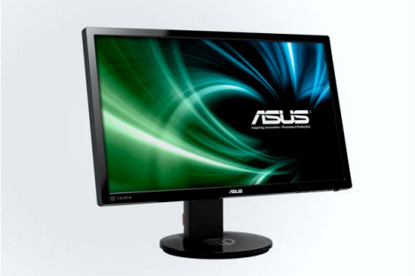 ASUS reveals G-Sync-enabled monitor