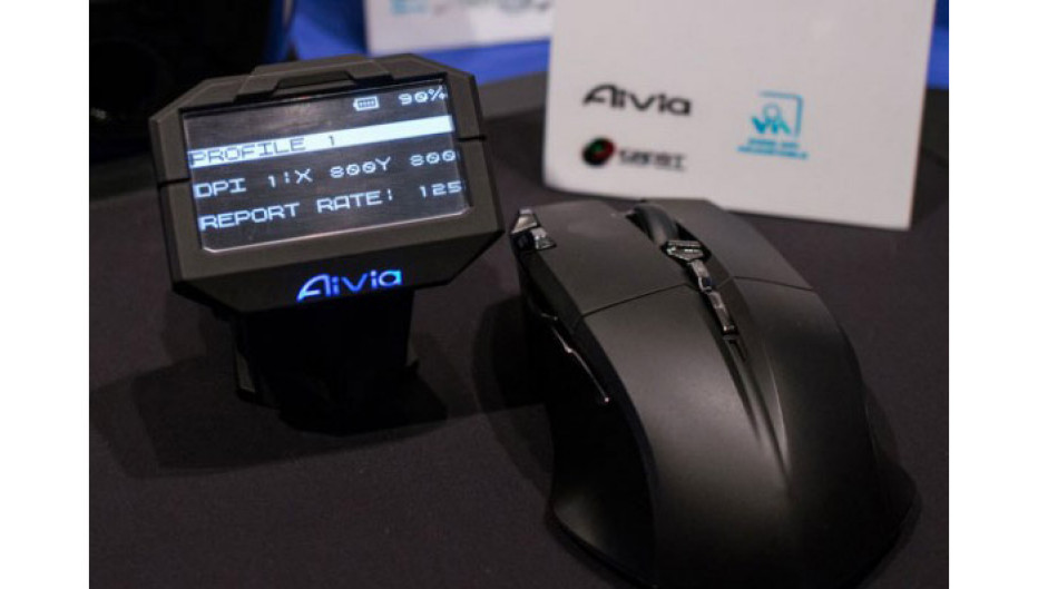Gigabyte starts sales of Aivia Uranium gaming mouse