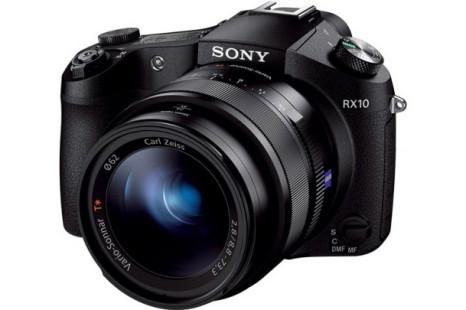 Sony starts sales of Cyber-shot RX10 digital camera