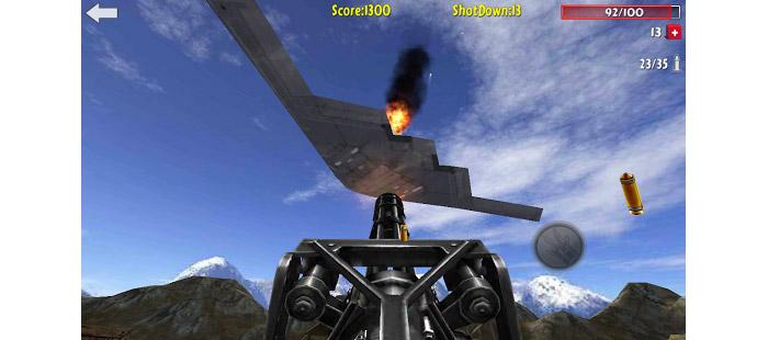 Flight-and-Gun